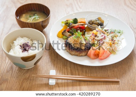 meal - stock photo