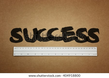Measure your success concepts