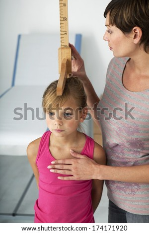 Measuring Height In A Child