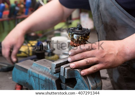 Electrical Repair Stock Images Royalty Free Images