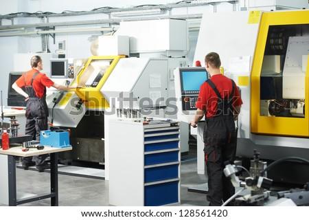 cnc mechanic