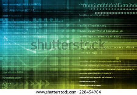 Media Telecommunication Industry and Digital Broadcast Art - stock photo