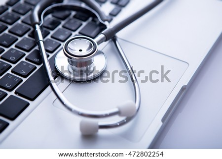 medical concept,selective focus,flare light