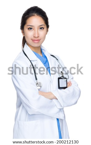 Medical doctor - stock photo