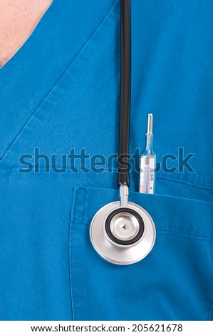 Medical doctor.  - stock photo