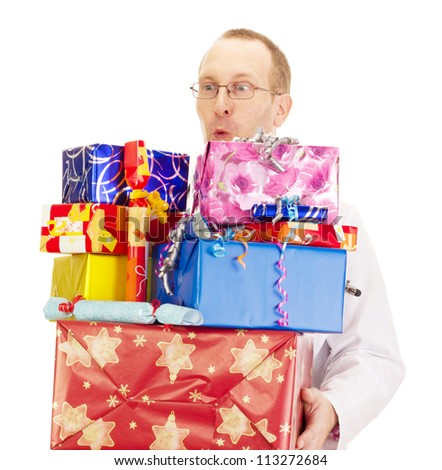 Medical doctor with a lot of gifts