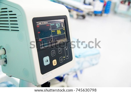 Medical equipment Blood Pressure Monitor