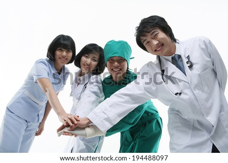 medical image in Korea, Asia