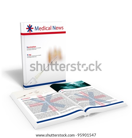Medical News - stock photo