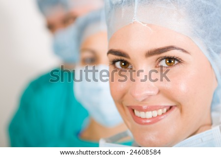 medical professionals - stock photo
