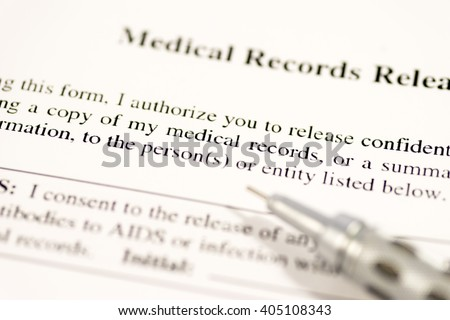 Medical Document Stock Images, Royalty-Free Images & Vectors