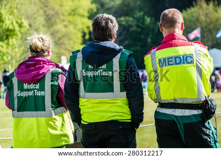 Medical support team