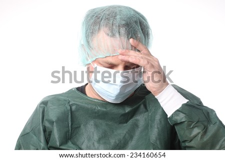Medical Surgical  - stock photo