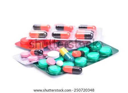 Medicine - stock photo