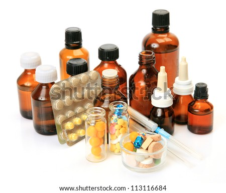 Medicine for treatment of illness