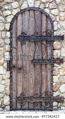 medieval door & Medieval Door Stock Images Royalty-Free Images \u0026 Vectors ...