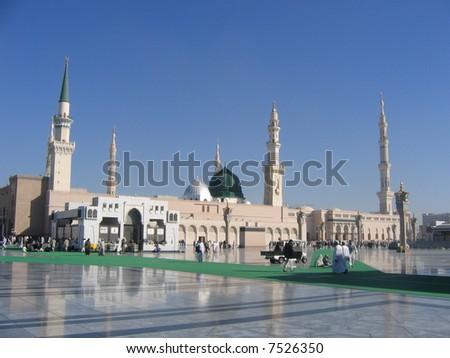 Medina - stock photo