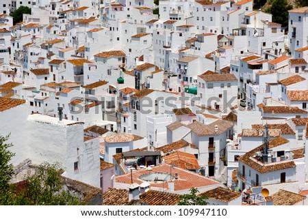Mediterranean architecture - stock photo