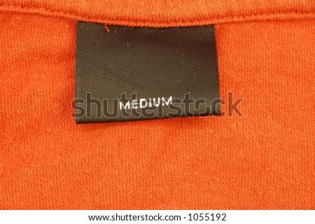 medium (L) size shirt 2 - stock photo