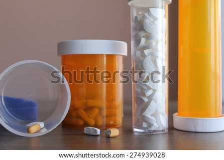 Meds - stock photo