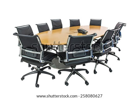 Conference Table Stock Images, Royalty-Free Images & Vectors ...