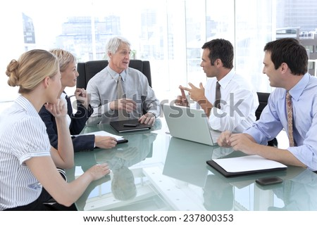 Meeting with the CEO