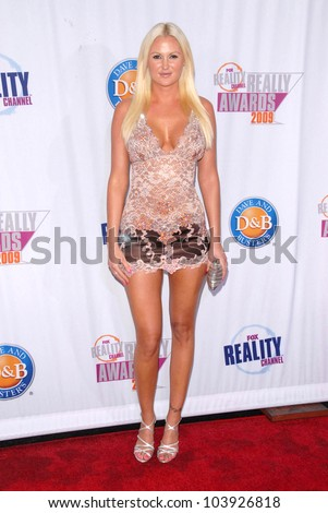 Megan Hauserman at Fox Reality Channel's 'Really Awards' 2009. Music Box Theatre, Hollywood, CA. 10-13-09
