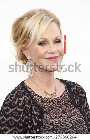 Melanie Griffith at the 40th AFI Life Achievement Award Honoring Shirley MacLaine held at the Sony Studios in Los Angeles on June 7, 2012.  - stock photo
