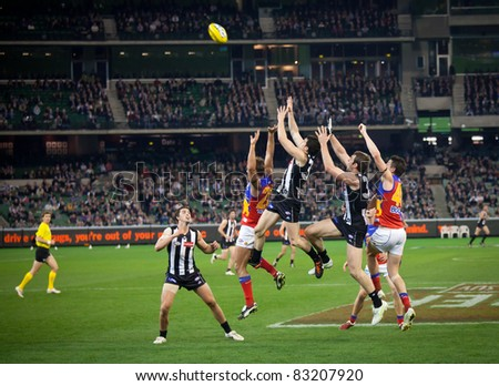 afl football how to win a clearance