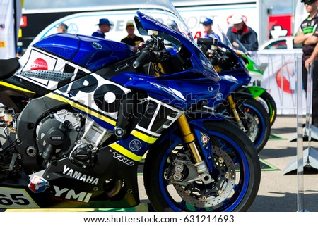 Superbike stock images royalty free images vectors for Yamaha motor finance
