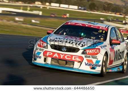 MELBOURNE, AUSTRALIA  May 20:  during Race 9 of the The Virgin Australia Supercars Championship -  2017 Winton SuperSprint, Australia on May 20 2017.