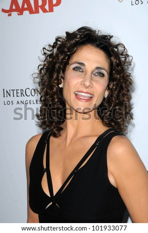 "Melina Kanakaredes at the 5th Annual ""A Fine Romance"" Benefit Gala, 20th Century Fox Studios, Los Angeles, CA. 05-01-10"