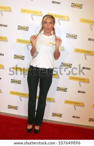 Melissa Jo Hunter  at the Launch Party for Ikea's 'Easy To Assemble' Web Series. Architecture and Design Museum, Los Angeles, CA. 09-18-08