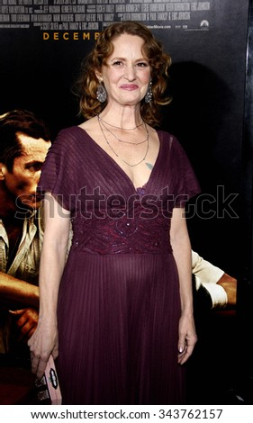 "Melissa Leo at the Los Angeles Premiere of ""The Fighter"" held at the Grauman's Chinese Theater in Hollywood, California, United States on December 6, 2010."