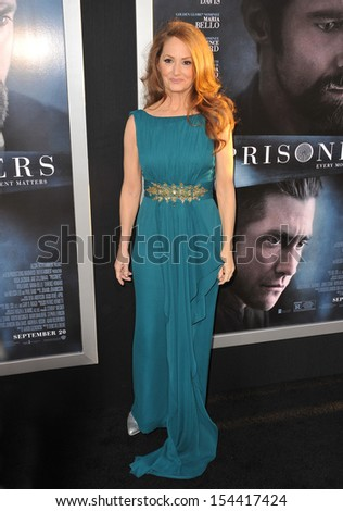 "Melissa Leo at the premiere of her movie ""Prisoners"" at the Academy of Motion Picture Arts & Sciences in Beverly Hills. September 12, 2013  Los Angeles, CA"