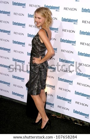 Melissa Sagemiller  at Entertainment Weekly's 6th Annual Pre-Emmy Party. Beverly Hills Post Office, Beverly Hills, CA. 09-20-08 - stock photo
