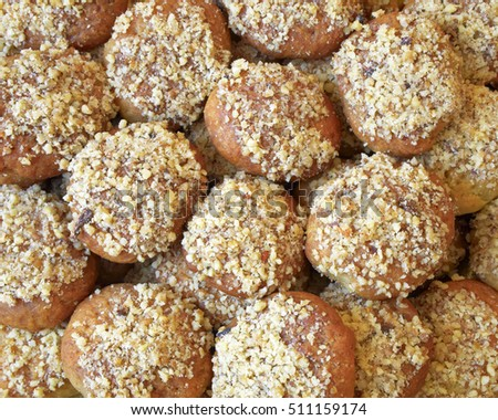 melomakarona, traditional greek Christmas cookies