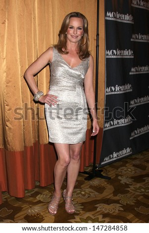 Melora Hardin arriuving at the Movieguide Awards 2010 Beverly Wilshire Hotel  Los Angeles, CA February 23, 2010