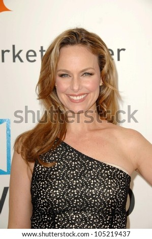 Melora Hardin at Fashion For Life 2009 Benefit for Friendly House. California Market Center, Los Angeles, CA. 05-17-09