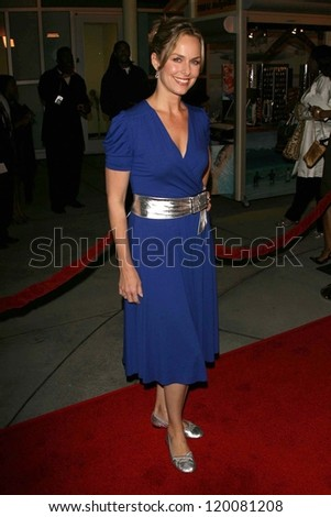 "Melora Hardin at the premiere of ""Catch A Fire"". Arclight Cinemas, Hollywood, CA. 10-25-06"