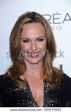 Melora Hardin  at the  17th Annual Women in Hollywood Tribute, Four Seasons Hotel, Los Angeles, CA. 10-18-10