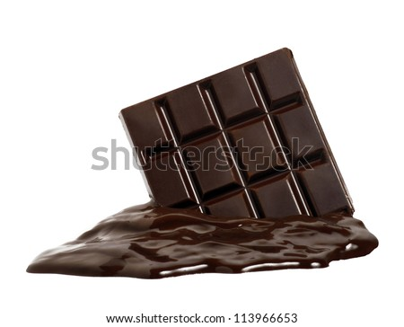 Melting Chocolate Stock Images, Royalty-Free Images & Vectors ...