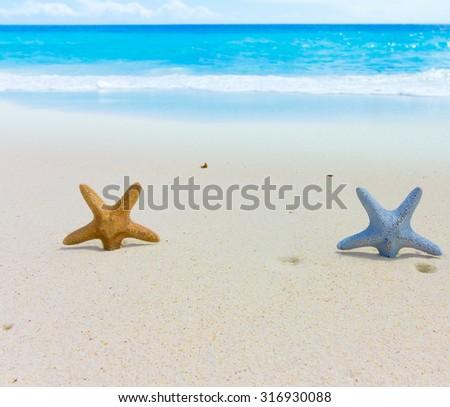 Memories Beach Surf  - stock photo