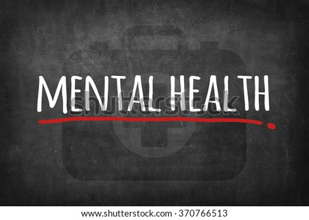 mental health sign