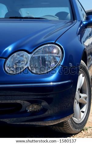 Mercedes Benz - stock photo