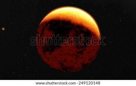 Mercury - stock photo