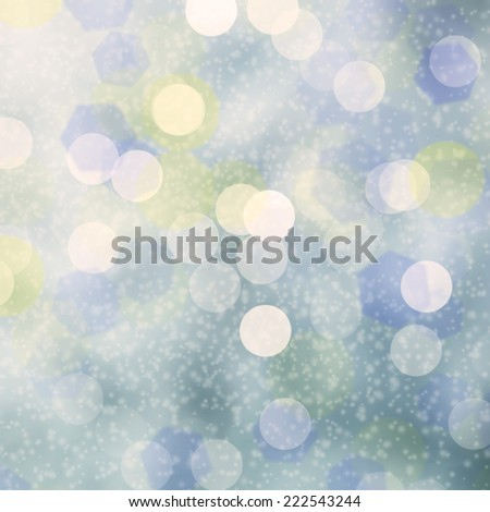 Merry Christmas and Happy New Year background in retro style - stock photo
