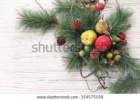 merry christmas and happy new year card background holiday celebration december