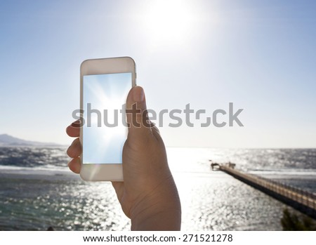 message - stock photo