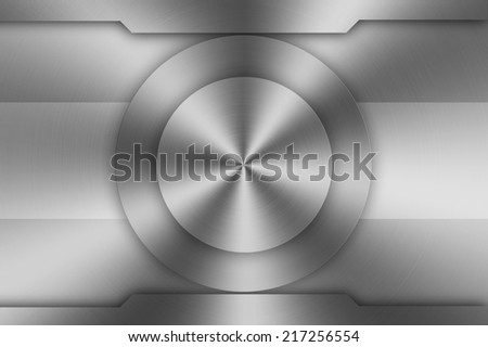 metal aluminum plate background texture